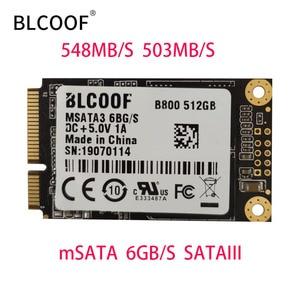 MSATA-sata SSD 512 ГБ, Мини Внутренний твердотельный накопитель, жесткий диск, SSD-диск для ноутбука и настольного компьютера, продвижение