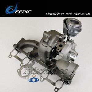 Image 2 - Turbosprężarka GT1749V 721021 turbina pełna turbo dla Audi Seat VW 1.9 TDI 110Kw 150 km ARL 1998 2005