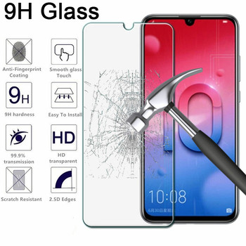 9H Protective Glass On Honor 7C 6C 5C 4C Pro 3C 9H Toughed Tempered Glass For Huawei Honor 7C Aum L41 LND L29 Screen Protector image