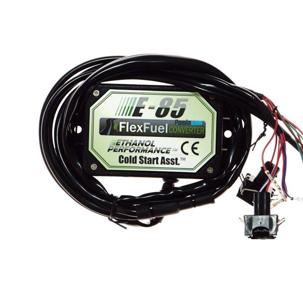 Kit de conversión E85 4cyl con arranque en frío Asst. biocombustible e85, coche de etanol, kit de combustible flexible e85 de convertidor de bioetanol - 5