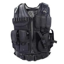 Vest Military Tactical Clothing Hunting-Shooting Adjustable Outdoor Camouflage Men Cs-T5y6