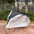 4 tamanho S/M/L/XL Bicicleta Tampa Da Bicicleta Poeira Chuva Neve Sol Da Motocicleta de Proteção UV À Prova D' Água proteção Cubiertas