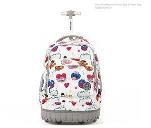 18-дюймовый школьный рюкзак на колесиках, детский школьный рюкзак на колесиках, дорожные рюкзаки на колесиках, сумки для подростков