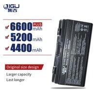JIGU 6 celdas de batería del ordenador portátil para Asus A31 T12 A32 T12 A32 X51 T12 T12Fg T12Ug X51 X51C X51H X51L X51R X51RL 90 NQK1B1000Y laptop battery battery for asuslaptop battery for asus -