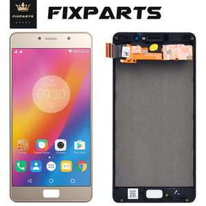 100% Tested Working LCD Lenovo Vibe P2 LCD Display Touch Screen Digitizer Assembly With Frame Lenovo P2 P2c72 P2a42 LCD Screen