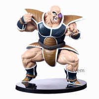 14cm Anime Dragon Ball Z Nappa Raditz First Coming Ver.Action Figure DBZ Goku Brother PVC Collection Model