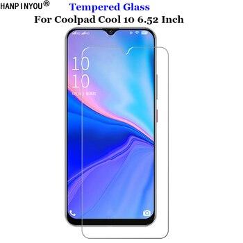 Перейти на Алиэкспресс и купить Для Coolpad Cool 10 закаленное стекло 9H 2.5D Премиум Защитная пленка для экрана Coolpad Cool10 6,52дюйм