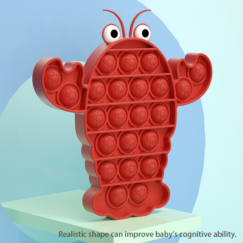 Fidget-Toys Sensory-Toy Autism Relief Antistress-Stress Funny Adult Children Pop img2