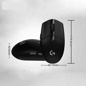 Image 5 - ロジクール G304 E スポーツゲームワイヤレスマウスの Usb レシーバー 12000dpi デスクトップラップトップ Pc オリジナルポータブルゲーミングマウス G102