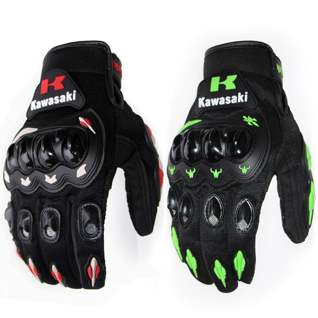 Motorcycle Racing Gloves Outdoor Sports Protection Electric Bicycle Riding Cross Country Racing Gloves C94