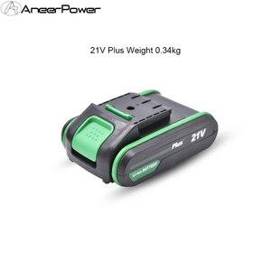 Image 4 - Haute qualité 25V 12V Plus batterie au Lithium Li ion batterie pour outils électriques perceuse à percussion Rechargeable sans fil tournevis batterie