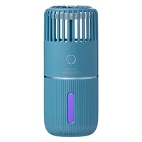 Household Car Odor Humidifier USB 1200Mah Portable Mini Mute to Formaldehyde Deodorant Purifier