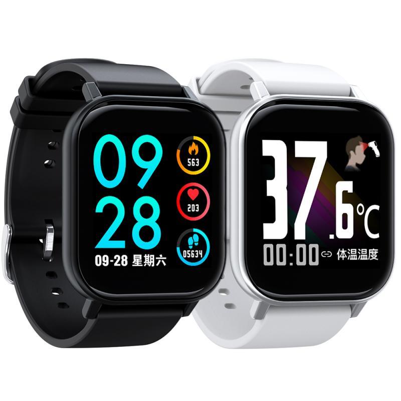 GTR-H Smart Watch Men Women Heart Rate Blood Pressure Monitor Fitness Tracker Smart Wristband Waterproof Sports Smartwatch