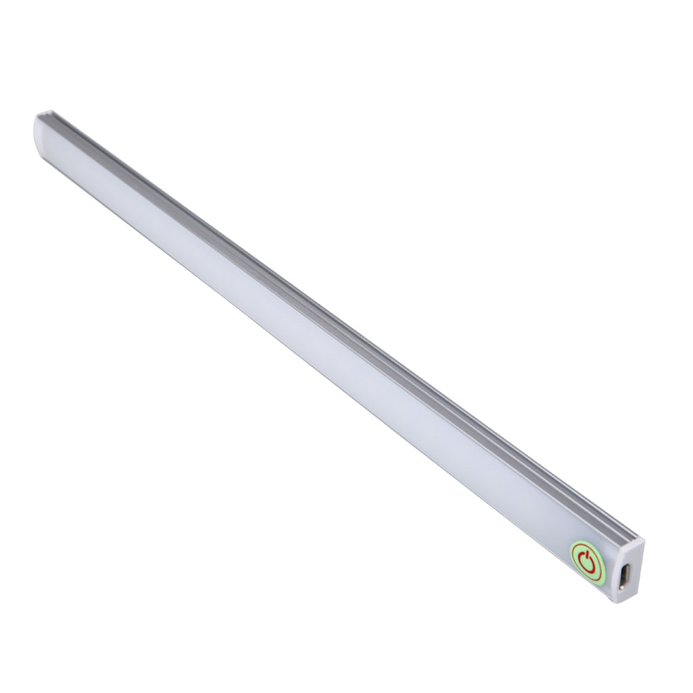 Dimmable 6W DC 5V USB LED Touch Sensor Switch Light Kitchen Bar Cabinet Bar Night Lamp Energy-saving Student Dormitory Lamps