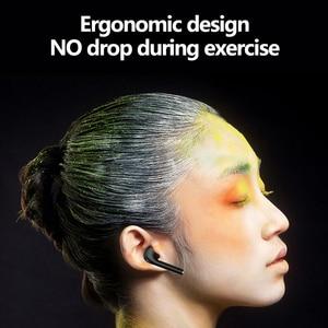 Image 4 - WK60 TWS אוזניות אלחוטי Bluetooth אוזניות מוסיקה Earbud אלחוטי טעינת אוזניות Binaural HD שיחת אפרכסת עם מיקרופון