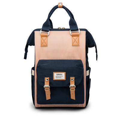 Large Diaper Bag Backpack Multifunction Maternal Nursing Fashion Mommy Bag Travel Bottle Insulation Waterproof Baby Bags for Mom