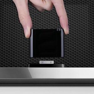 Image 5 - מיני 30Pin Bluetooth 5.0 A2DP מוסיקה מקלט אלחוטי סטריאו אודיו 30 פין מתאם עבור Bose Sounddock השני 2 IX 10 נייד רמקול