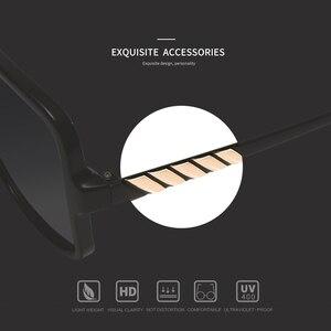 Image 4 - AOFLY Brand Design Sunglasses Women Oversized Square Frame Polarized Sun Glasses Female Luxury Ladies Eyewear zonnebril dames