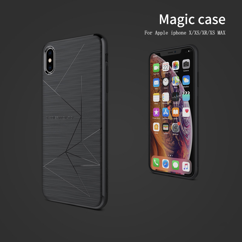 NILLKIN Magic Case For iphone 8 8 plus iphone x xs xr xs max Magnetic Function Innrech Market.com