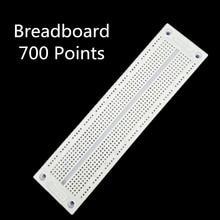 1pcs SYB-120 Breadboard 700 Points Solderless PCB Bread Board SYB120 Test Develop DIY