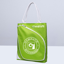 Large Tennis Badminton Bat Bag Professional Storage Bag for Woman Man (Green)