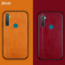 Luxury Business PU Leather Phone Case For OPPO A3S C1 K1 R15X F9 A8 A91 Coque Silicone Cover For OPPO A1X AX7 A7 2018 Case(China)