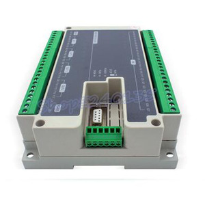 FX3U 40MR PLC programmable controller 24DI 16DO 2AD 2DA with analog RS485 communication port and MODBUS High-Speed Pulse Output(China)