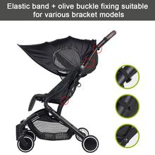Stroller-Accessories Sunshade Awning Detachable Sun-Proof Universal Baby Uv-Resistant