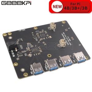 GeeekPi Raspberry X828 Stackab