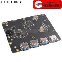 Geeekpi raspberry x828 stackable 2.5