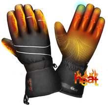 Ветрозащитные теплые перчатки для сенсорного экрана мужчин и