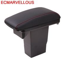 Modified Parts Accessory Car Car-styling Arm Rest Automobiles Styling Auto Upgraded protector Armrest Box 17 FOR Peugeot 2008