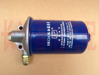 AUTO truck tractor oil filter assembly for J0812A yangchai 0812