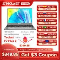 Teclast F7 Plus 3 portátil de 14,1