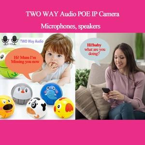 Image 4 - نظام كاميرا شبكية الأمن في الهواء الطلق IR CUT CCTV فيديو مسجل عدة تسجيل الوجه hkixdispe H.265 + 8CH 5.0MP NVR POE