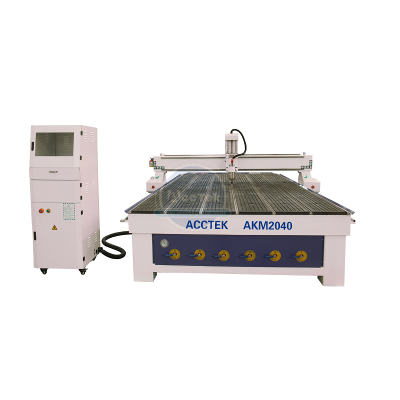 China 3d Wood Cnc Milling Machine 2040 Woodworking Cnc Router Machine Mach3 Cnc Metal Engraving Machine