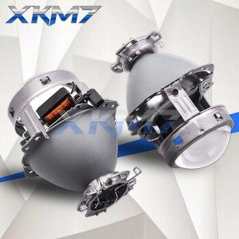Headlight Lenses E55 Gen 2 HID Projector Bi-xenon For BMW E60 E65 X5 E53/Audi A6 A8/Benz W211 W212 W219 W163/Focus SVT/Golf Mk6