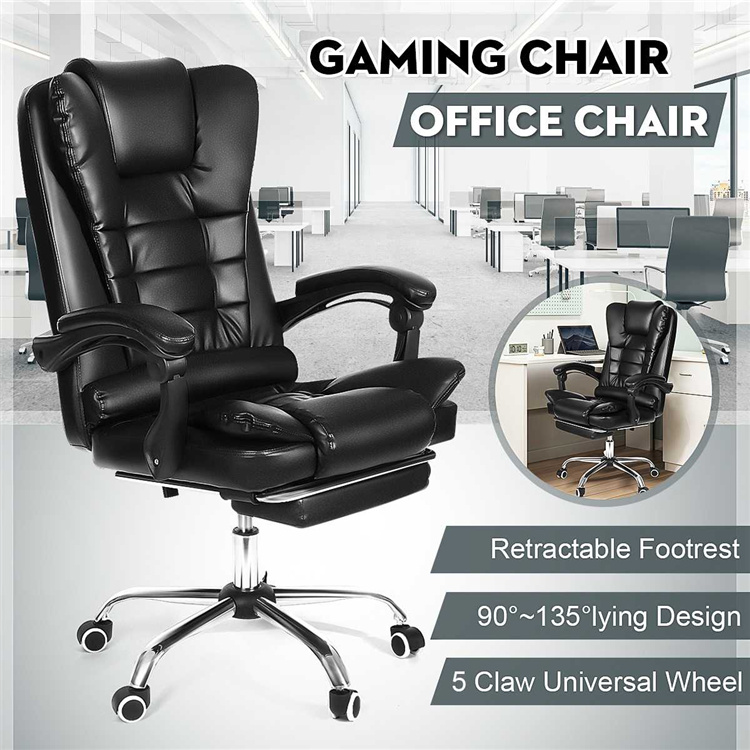 Discount price Boss High Quality swivel Big and Tall revolving manager executive comfortable  Luxury Ergonomic Office Chair