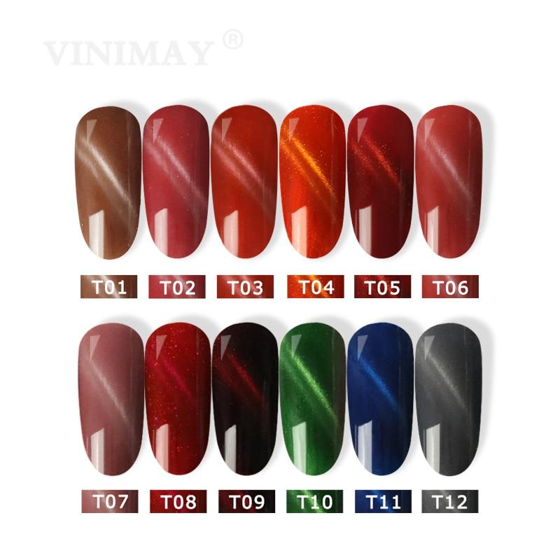 Image 2 - VINIMAY Gel Nail Polish vernis semi permanant UV Soak Off Gelpolish Nail Art Gel Varnish Primer Manicure Nails Gel Lacque-in Nail Gel from Beauty & Health