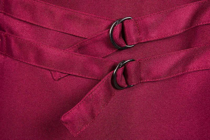Nuevo abrigo de cola gótico para hombre, chaqueta Steampunk, traje victoriano, chaqueta de esmoquin, chaqueta, traje de boda para fiesta, Blazer, ropa de cantantes de escenario