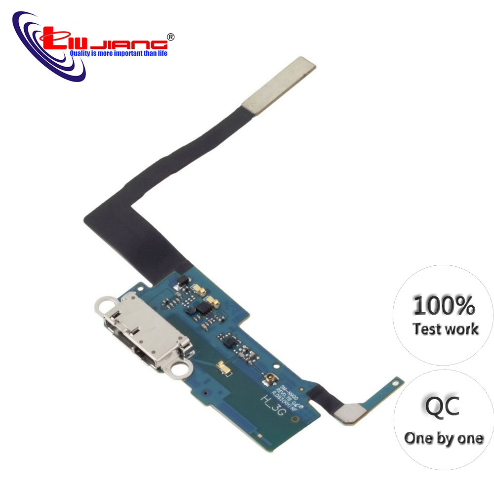 Charging Port Support USB Connector For Samsung Note 3 N900 N900V N900T N9005 Charger Port Flex Cable Repair Parts
