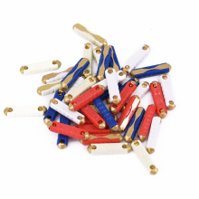 Set Fuses 40pcs Car Copper Diameter 6mm Pieces set Mini Lots 5A 8A 16A 25A Automotive