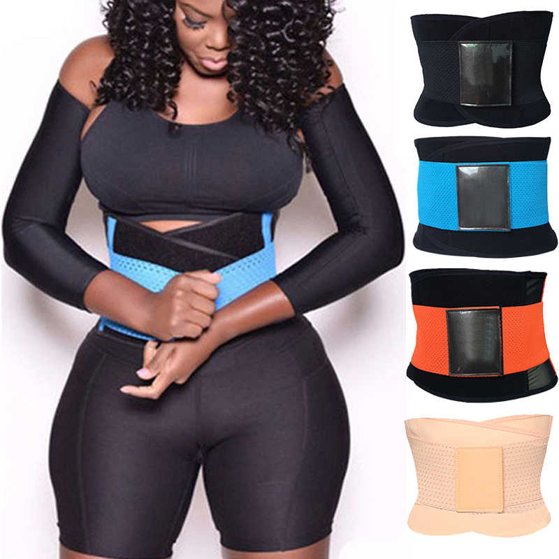 Xtreme Belt Hot Power Slimming Belt Body Shaper Waist Trainer Sport Gym Belt US