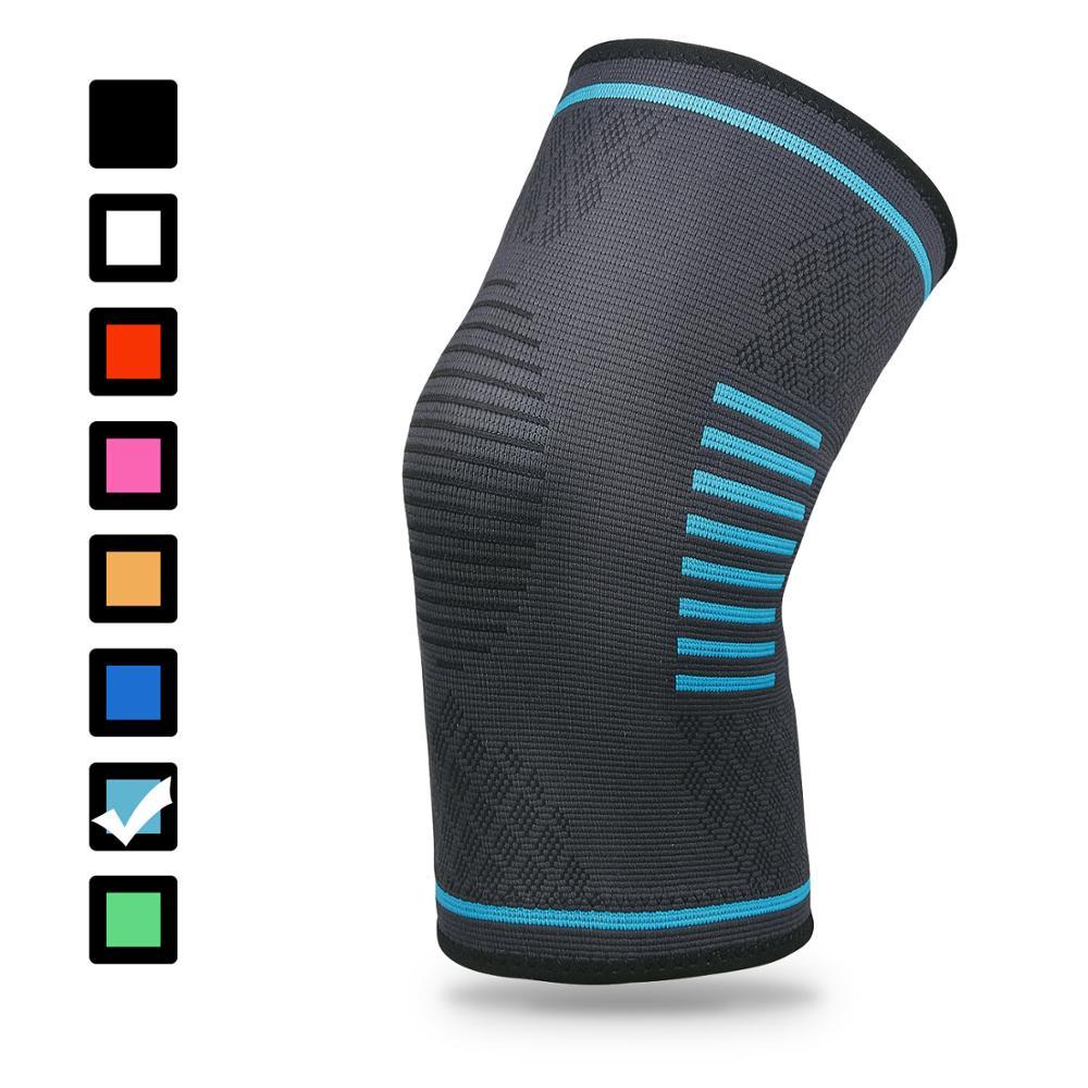 Наколенники для бега, наколенники для артрита, баскетбола, волейбола, эластичные наколенники для спорта Mtb 1 шт.|Налокотники и наколенники|   | АлиЭкспресс