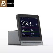 "YouPin Clear Grass Air Detector 3.1 ""Retina Touch IPS 스크린 모바일 터치 작동 실내 옥외 공기 감지기"