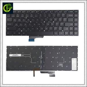 Image 3 - 영어/러시아어 새 백라이트 키보드 Xiaomi Mi 노트북 프로 15.6 인치 에어 노트북 9Z.NEJBV.101 NSK Y31BV 171501 mx250 RU 미국