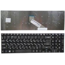 מקלדת רוסית עבור Acer V3 571g 5830 5830G 5830T 5755 5755ZG 5755G V3 551 v3 771G Gateway NV55 NV57 MP 10K33SU 6981 RU