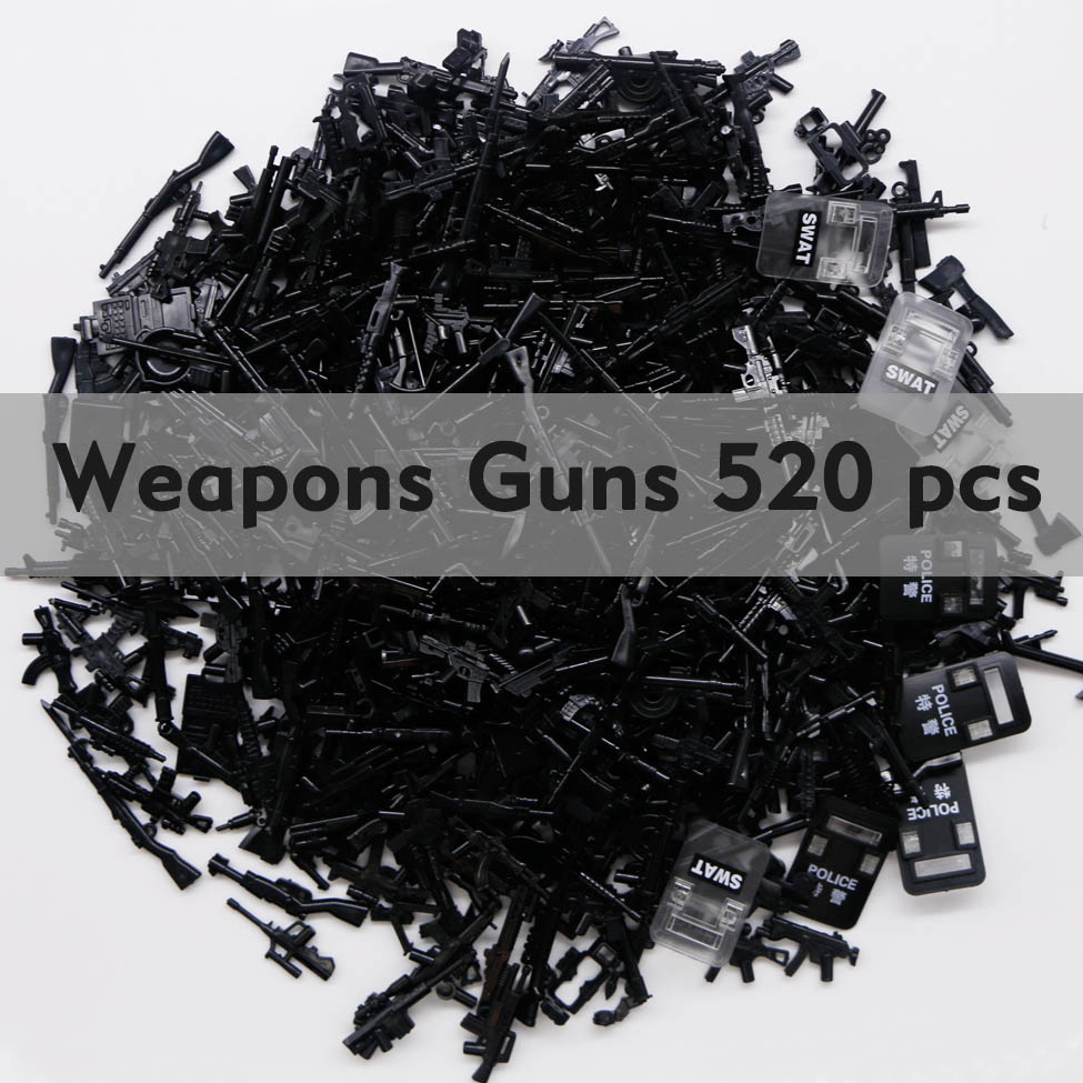 lego ww2 weapons guns