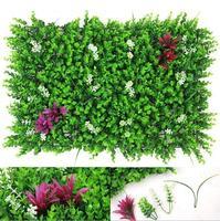 Artificial Plant Wall Grass Wall Plant Vertical Garden Fake Wall Shop Sign Image Wall Home Decor
