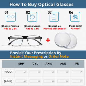 Image 2 - Anti Blue Ray Objektiv 1,61 Freies Form Progressive Rezept Optische Linse Gläser Über UV Objektiv Für Augen Schutz